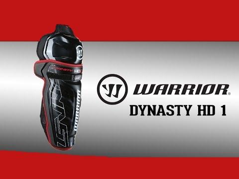 Chrániče holení Warrior HD1