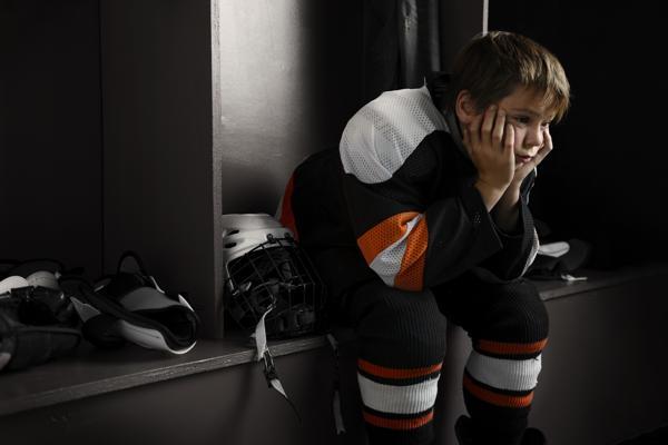 Správná čepel pro malé hokejisty