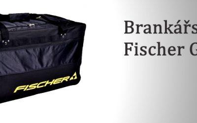 Brankářská taška s kolečky FISCHER