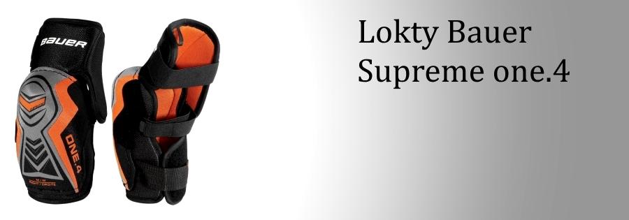 Lokty Bauer Supreme One 4