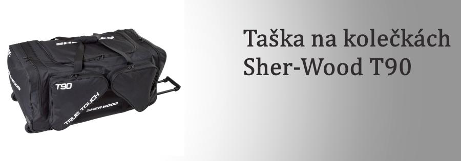 Taška s kolečky Sher-wood T90 Wheel bag
