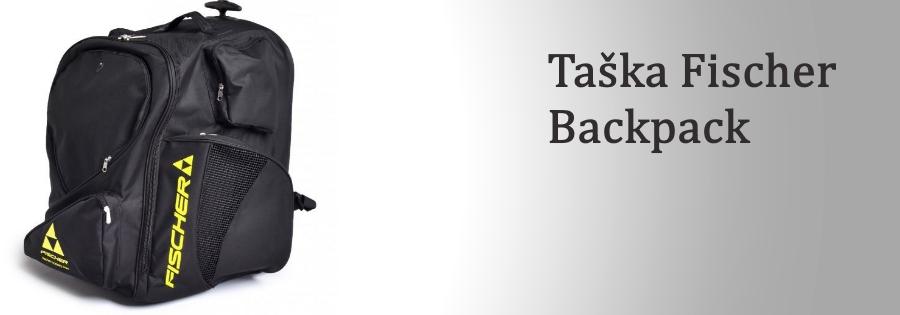 Taška s kolečky FISCHER Backpack