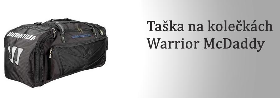 Taška na kolečkách Warrior MCDaddy