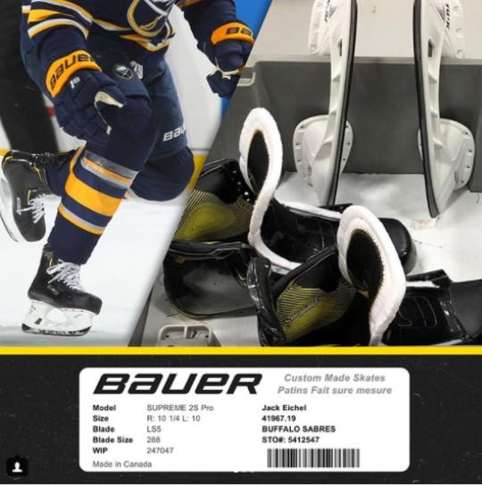 80363f22fd24a Brusle Bauer Supreme 2S PRO – až o 20% více z každého kroku ...