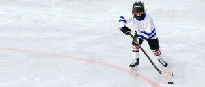 jak vybrat hokejku pro dítě