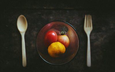 Seriál o jídle – sledování jídla