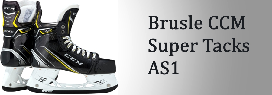 Brusle CCM Super Tacks AS1