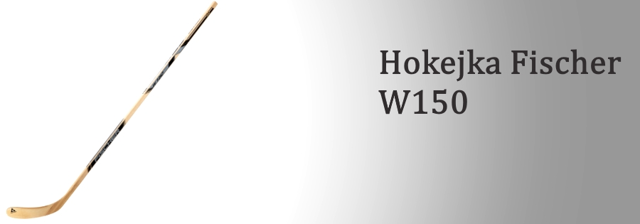 Hokejka Fischer W150