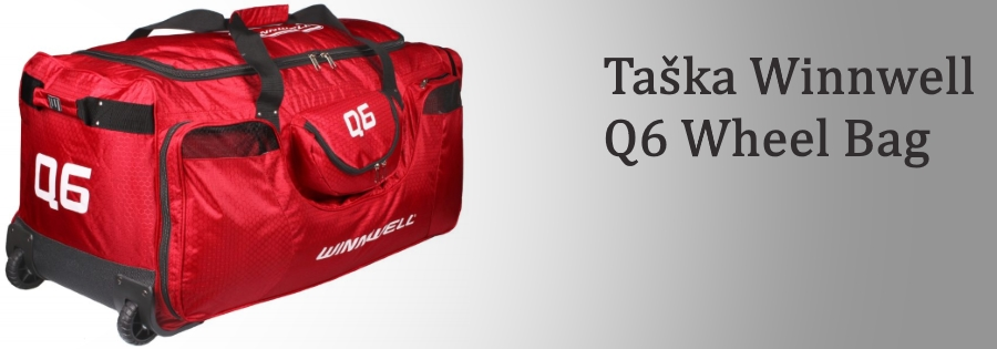 Winnwell Q6 Wheel Bag