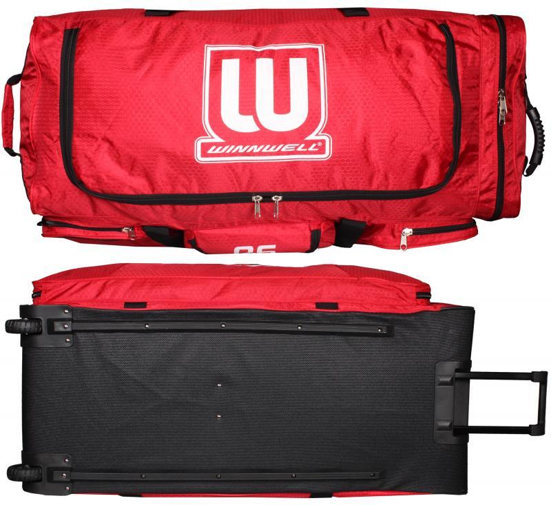 winnwell q6 wheel bag