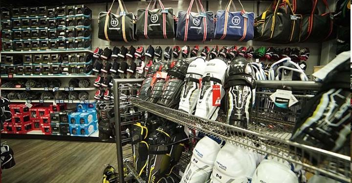 Hokej obchod Znojmo
