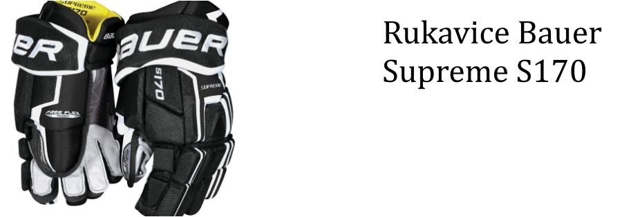Rukavice Bauer Supreme S170