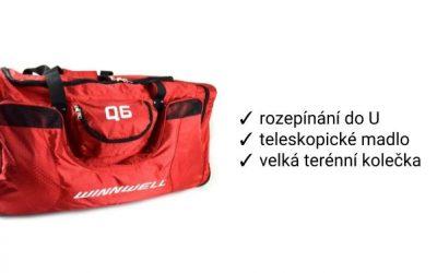 Taška Winnwell Q9 Wheel Bag