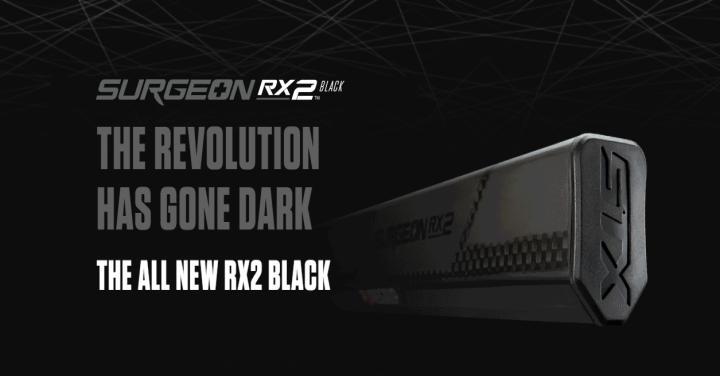 Nová řada hokejek STX Surgeron RX2