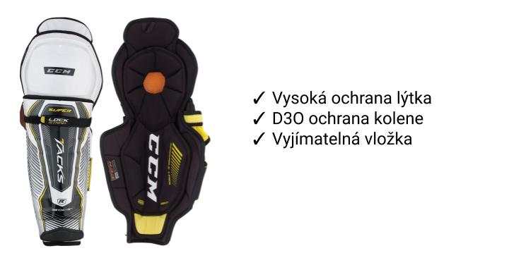 Holeně CCM Super Tacks