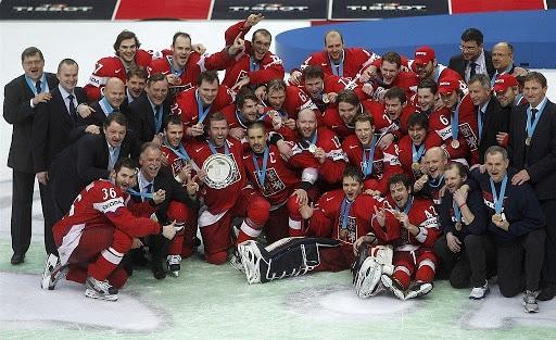 poslední česká medaile