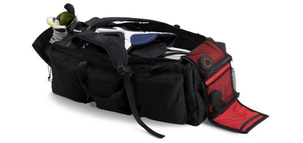 Jak se zbavit zápachu z hokejové tašky
