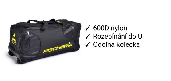 Taška FISCHER Wheel Bag