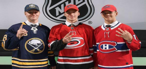 Ohlédnutí za draftem NHL 2019 aneb malé české zastoupení