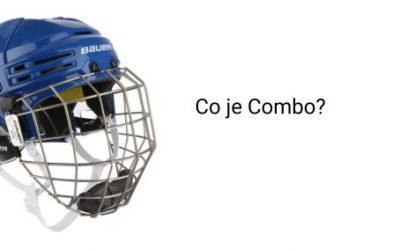 Hokejová helma Combo