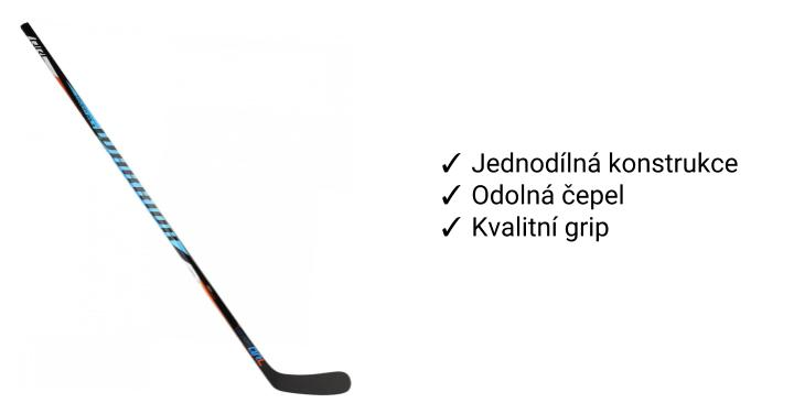 Hokejka Warrior Covert QRL3