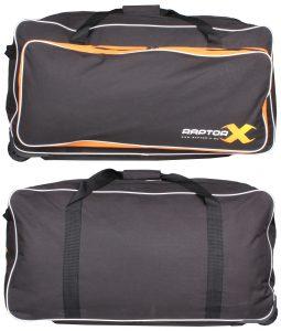 hokejová taška na kolečkách raptor-x horní - detail kolečka