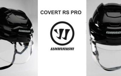 Warrior představil novou helmu Warrior Covert RS PRO