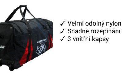 Brankářská taška Frontier Pro Wheel Bag