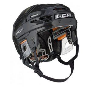 hokejová helma CCM fitlite 90 vnitřní pohled