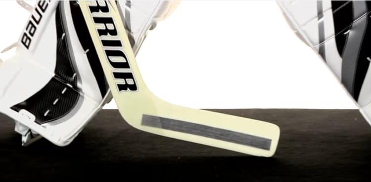 velikost brankářské hokejky