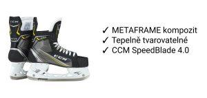 hokejové brusle ccm tacks 9060