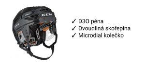 Hokejová helma CCM FL90