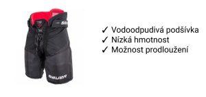 Hokejové kalhoty Bauer Vapor X800 Lite