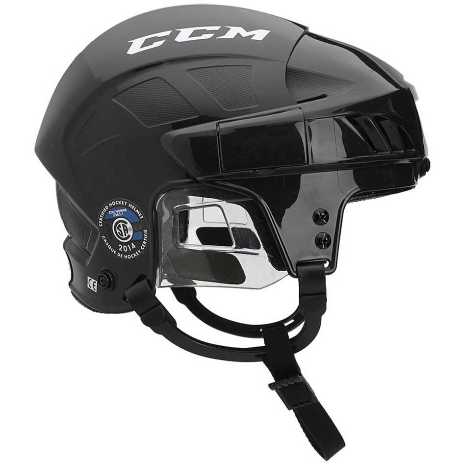 hokejová helma CCM Fitlite FL 60 vnitřní pohled