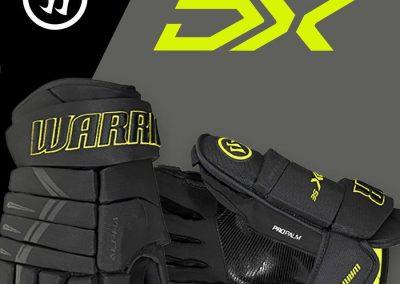 rukavice Warrior alpha DXSE