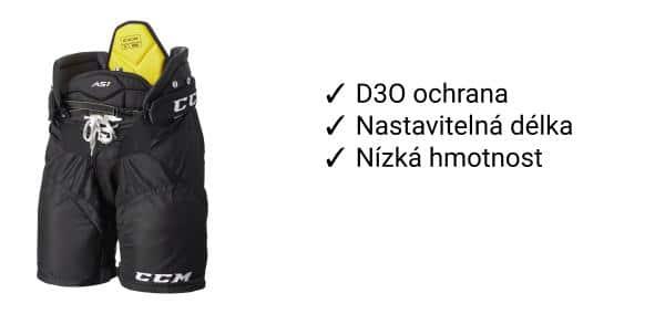 Kalhoty CCM Super Tacks AS1
