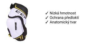 Chrániče loktů CCM Tacks 9060