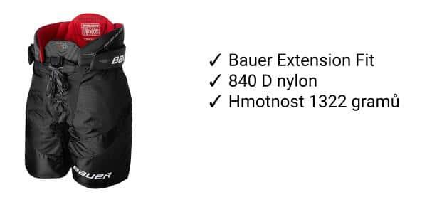 Kalhoty Bauer Vapor X900 Lite