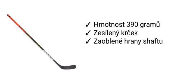 Hokejka Bauer Flylite