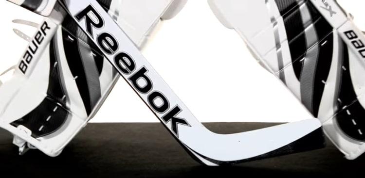 dlouhý příložník hokejky
