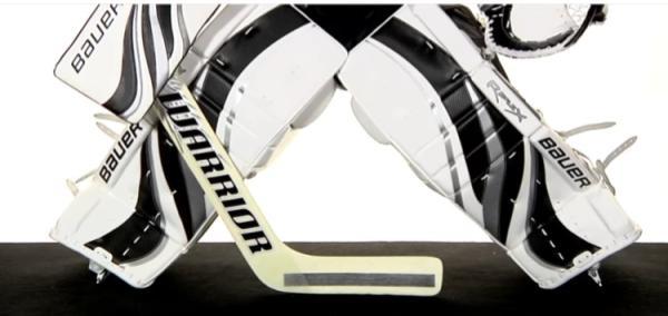 Jak vybrat velikost brankářské hokejky