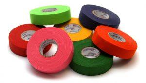 hokejové pásky v akci