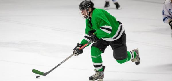 Co si musí vzít hokejista s sebou než vstoupí na led?