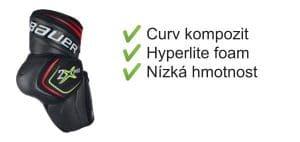 Lokty Bauer Vapor 2X PRO recenze