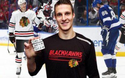 Nominace na ocenění NHL přináší zajímavá jména, šanci má i Kubalík
