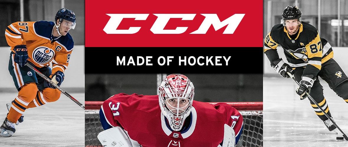 hokejová značka ccm