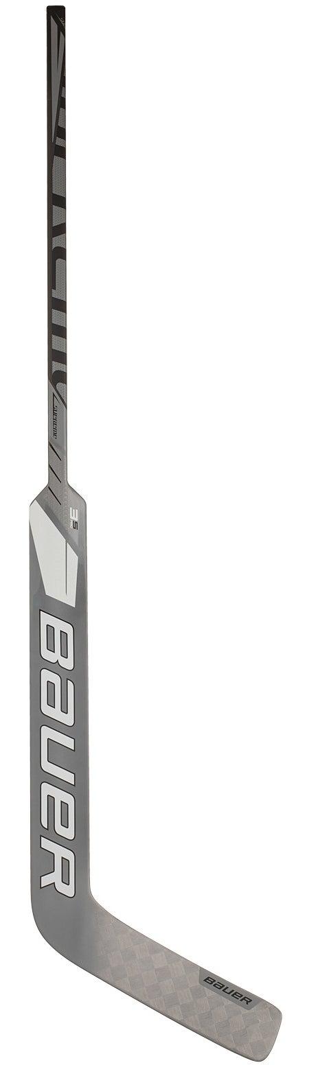 brankářská hokejka Bauer 3S PRO recenze