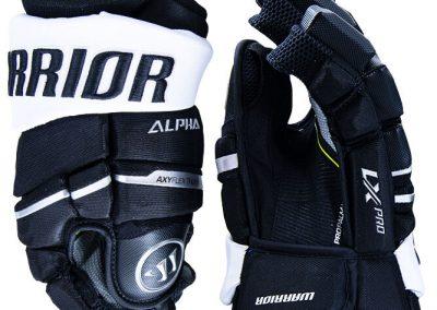 Nové rukavice Warrior LX pro